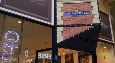Photo of Candy Store Ghirardelli Chocolate Outlet at 447 Great Mall Dr, Milpitas, CA 95035, United States