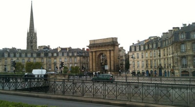 Photo of Historic Site Porte de Bourgogne at Place Bir-hakeim, Bordeaux 33000, France