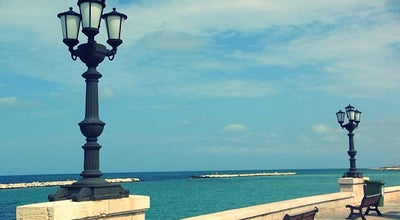 Photo of Beach Lungomare Cristoforo Colombo at Lungomare Cristoforo Colombo, Bari 70127, Italy