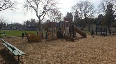 Photo of Park Rinconada Park at 777 Embarcadero Rd, Palo Alto, CA 94303, United States