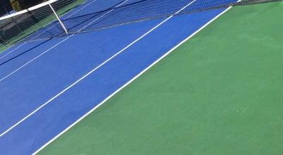 Photo of Tennis Court canchas de tenis Bernardez at Mexico