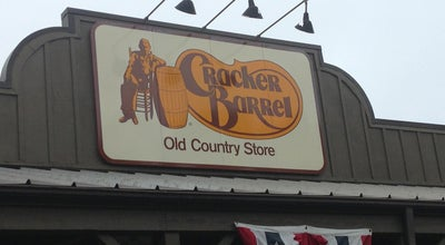 Photo of American Restaurant Cracker Barrel Old Country Store at 5006 Hayes Place West I-95 & Us 264, Wilson, NC 27896, United States