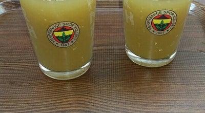 Photo of Juice Bar Hacı'nın Yeri at Uzun Çarşı Pizza World Altı, Nazilli 09800, Turkey