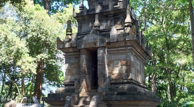 Photo of Historic Site Candi Cangkuang at Garut, Indonesia
