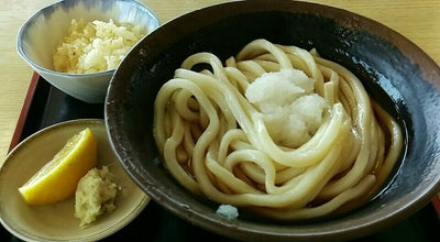 Photo of Ramen / Noodle House 手打ちうどん どんどん 光店 at 浅江3-22-12, 光市 743-0021, Japan