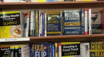 Photo of Bookstore Chapters at 3175 Highway 7 E, Markham, ON L3R 0T9, Canada