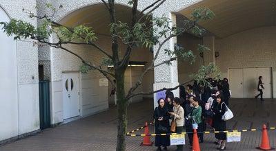 Photo of Theater 宝塚歌劇団 楽屋口 at Takarazuka, Japan
