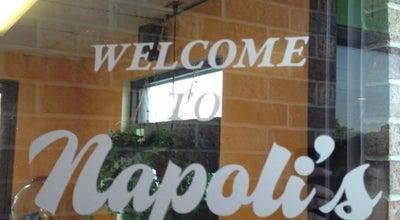 Photo of Italian Restaurant Napoli's at 1301 N Broadway St, Pittsburg, KS 66762, United States