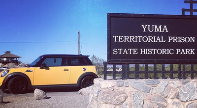 Photo of Historic Site Yuma Territorial Prison State Historic Park at 1 N Prison Rd, Yuma, AZ 85364, United States