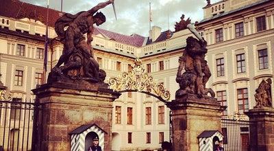 Photo of Castle Pražský hrad | Prague Castle at Pražský Hrad, Praha 119 08, Czech Republic