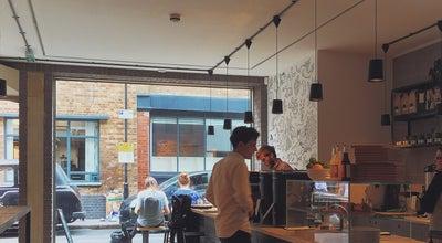 Photo of Coffee Shop Origin Coffee at 65 Charlotte Rd, London EC2A 3PE, United Kingdom