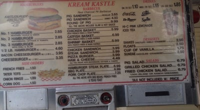 Photo of BBQ Joint Kreme Kastle at Division, Blytheville, AR 72315, United States