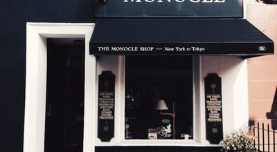 Photo of Design Studio The Monocle Shop at 2a George Street, London W1U 3QS, United Kingdom