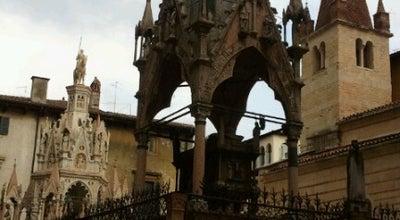 Photo of Monument / Landmark Arche Scaligere at Via Santa Maria Antica, 2, Verona 37121, Italy