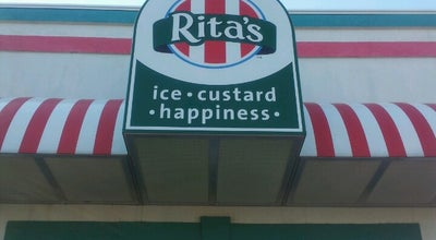 Photo of Ice Cream Shop Rita's Real Italian Ices at 15430 Old Columbia Pike, Burtonsville, MD 20866, United States