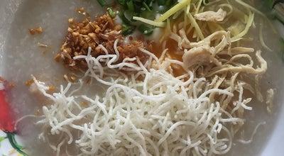 Photo of Breakfast Spot โจ๊ก จั๊บ ต้มเส้น ริมบึงหนองแวง at Mueang Khon Kaen, Thailand