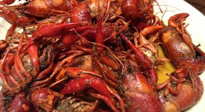 Photo of Cajun / Creole Restaurant Hollier's Cajun Kitchen at 1709 Ruth St, Sulphur, LA 70663, United States