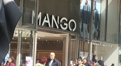 Photo of Clothing Store Mango at Zeil 72, Frankfurt, Germany