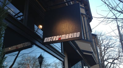 Photo of Italian Restaurant Bistro di Marino at 492 Haddon Ave, Collingswood, NJ 08108, United States