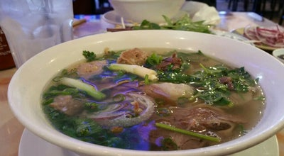 Photo of Vietnamese Restaurant Pho Bac at 153 N Plano Rd, Richardson, TX 75081, United States