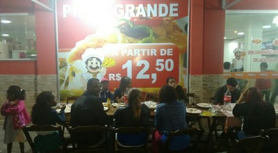 Photo of Pizza Place Rede Leve Pizza Pizzaria at Vitória da Conquista, Brazil