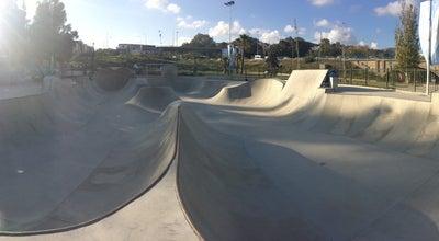 Photo of Skate Park Skatepark Málaga Rock at Málaga, Spain