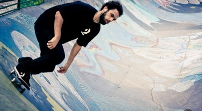 Photo of Skate Park Pista de Skate Gaúcho at R. Trajano Reis, Curitiba 80510-220, Brazil