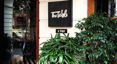Photo of Modern European Restaurant The Table at Ground Floor, Kalapesi Trust Building, Opposite Dhanraj Mahal, Colaba, Mumbai (Bombay) 400039, India