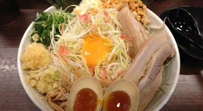 Photo of Food 支那そば 無双庵 at 久保田2-1-6, 山形市 990-2482, Japan
