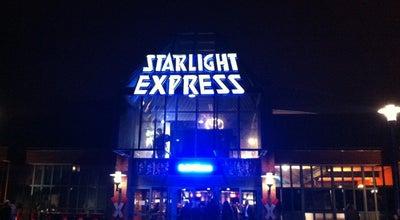 Photo of Concert Hall Starlight Express at Stadionring 24, Bochum 44791, Germany