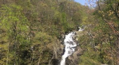 Photo of Trail Whiteoak Canyon Falls at 38.5391°n 78.3476°w, Stanley, VA 22851, United States