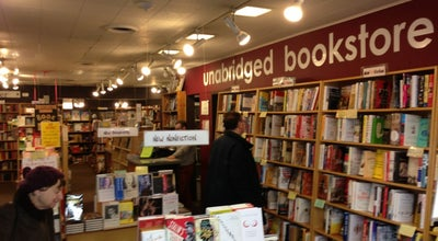 Photo of Bookstore Unabridged Books at 3251 N Broadway St, Chicago, IL 60657, United States
