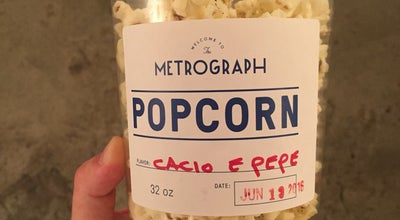 Photo of Indie Movie Theater Metrograph at 7 Ludlow St, New York, NY 10002, United States