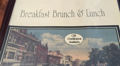 Photo of American Restaurant Morristown Pancake House at 20 South St, Morristown, NJ 07960, United States