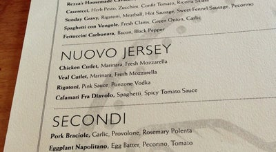 Photo of Italian Restaurant Rezza at 33 Eisenhower Pkwy, Roseland, NJ 07068, United States