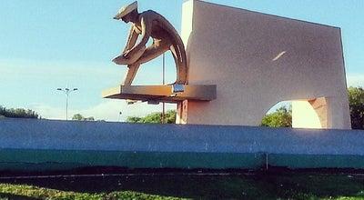 Photo of Monument / Landmark Monumento ao Garimpeiro at Praça Do Centro Cívico, S/n, Boa Vista, Brazil