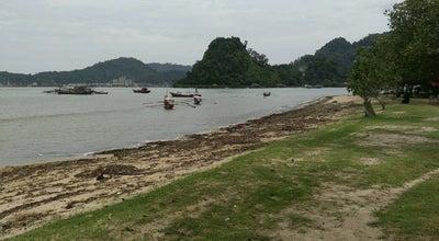 Photo of Beach Pantai Nirwarna at Jl. Raya Padang - Painan, Padang, Indonesia