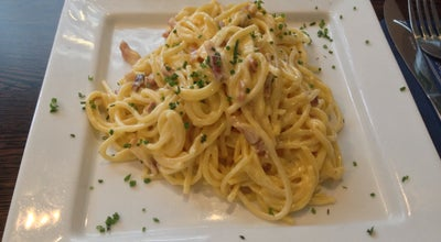 Photo of Italian Restaurant Giuseppes at 8 Warwick Lane, Worthing BN11 3DP, United Kingdom