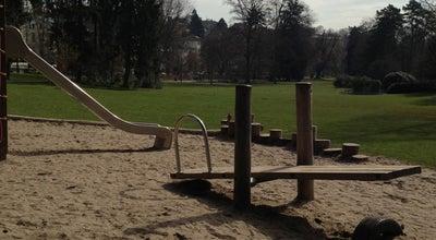 Photo of Playground Spielplatz im Nerotal at Nerotal, Wiesbaden, Germany