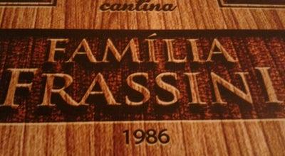 Photo of Italian Restaurant Família Frassini at Av. Beira Rio, Itajaí 88301-700, Brazil