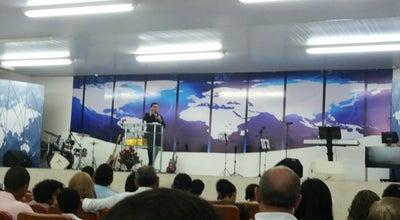 Photo of Church Igreja Internacional da Graça de Deus at Av. Dorgival Pinheiro De Souza, Brazil