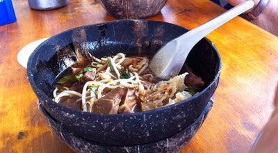 Photo of Ramen / Noodle House ช กะลา ก๋วยเตี๋ยวเรือกะลา at Chak Don, Klaeng, Klaeng, Thailand