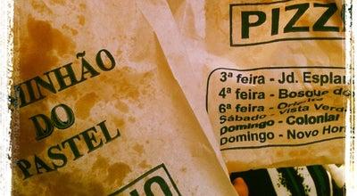 Photo of Breakfast Spot Caminhão do Pastel at Feira Livre Vista Verde, São José dos Campos, Brazil