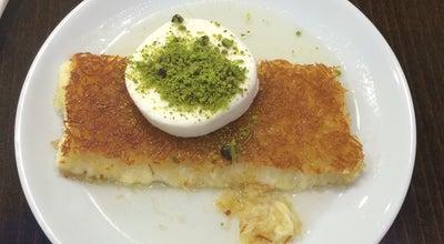 Photo of Dessert Shop iskenderun kral künefe at Iskenderun/hatay, Turkey