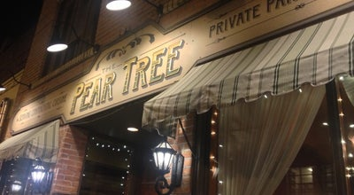 Photo of Restaurant The Pear Tree at 507 Parliament St, Toronto, ON M4X 1P3, Canada