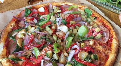 Photo of Pizza Place Blaze Pizza at 7833 Monet Ave, Rancho Cucamonga, CA 91739, United States