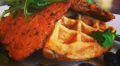 Photo of Vegetarian / Vegan Restaurant Fiction Kitchen at 428 S Dawson St, Raleigh, NC 27601, United States