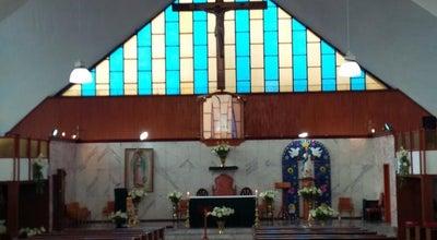 Photo of Church Iglesia de Nuestra Señora de La Candelaria at Coahuila 30, Mexico City 05000, Mexico