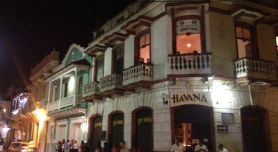 Photo of Nightclub Cafe Havana at Calle Media Luna And Calle Del Guerrero, Cartagena, Colombia