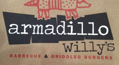 Photo of BBQ Joint Armadillo Willy's at 4480 Tassajara Rd, Dublin, CA 94568, United States